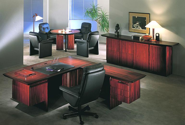 Meubles de bureau pupitre caissons chaise ergonomique fauteuil